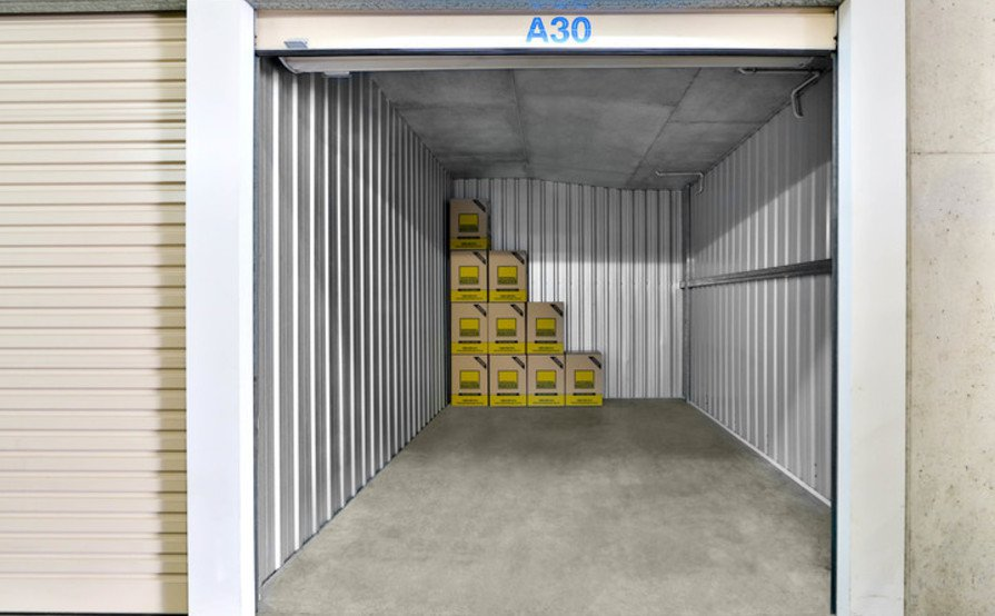 Self Storage in Aspley - 13.5 sqm