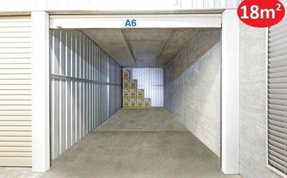 Self Storage in Brunswick - 18sqm
