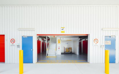 Self Storage in South Wharf - 12.25 sqm