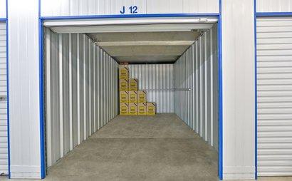 Self Storage in South Wharf - 16.5 sqm