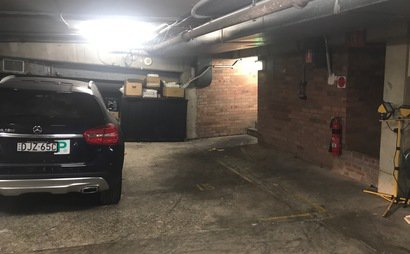 Bondi Beach - Secure Parking Space
