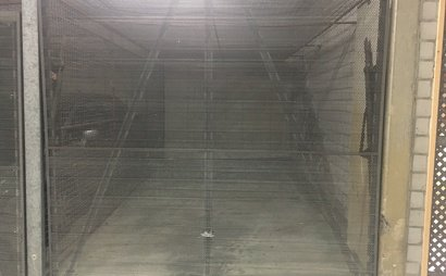 Surry Hills- Storage Cage