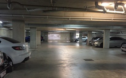 Toowong - Garage (for parking and storage) (Available on 17-February 2018)