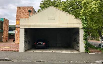 REAT SECURE UNDERCOVER PARKING SPACE IN RICHMOND