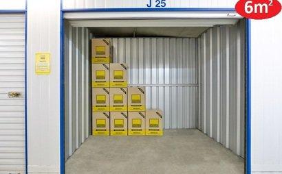 Self Storage Unit in Earlville - 6 sqm