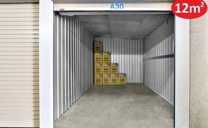 Self Storage Unit in North Melbourne - 12 sqm