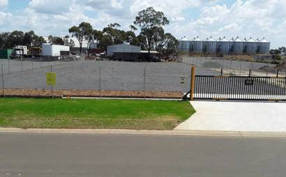 Oakey - Secure Industrial Hardstand For Lease