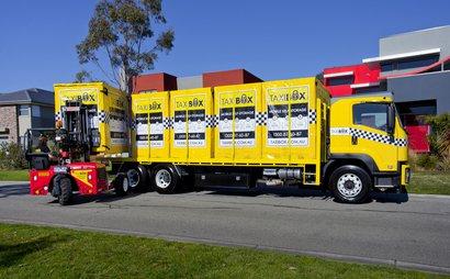 Delivery & Pick up of Self Storage Box in Bondi Beach