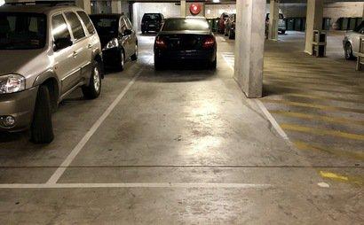 Huge underground secure car space!