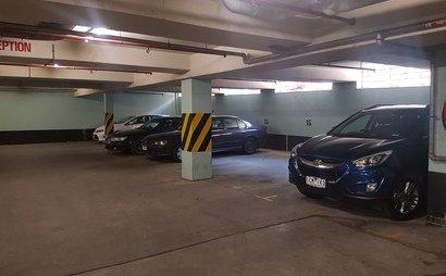 55 Walsh St West Melbourne Secure car space