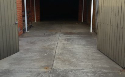 Avondale Heights Car Space Locked For Security