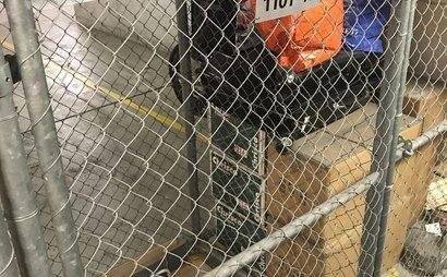Storage Cage at Pyrmont