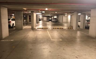 Basement Oversized Secure Car Spaces - Central Park, Chippendale