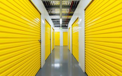 *** Self Storage Unit in Box Hill - 0 .375 sqm