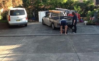 Wollongong - Secure Parking close to CBD #2