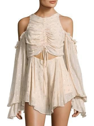 3c366a5ac01 Alice McCall Did it Again Playsuit