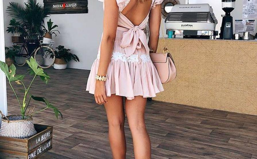 KEEPSAKE THE LABEL ALL MINE SKIRT AND TOP SET AS SEEN ON NATALIE ROSER size XXS