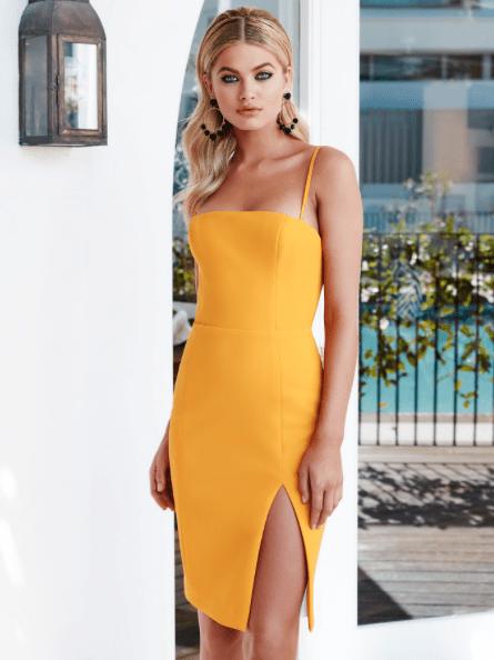 Kookai Honeycomb Dress size 6 8  de5746bdb
