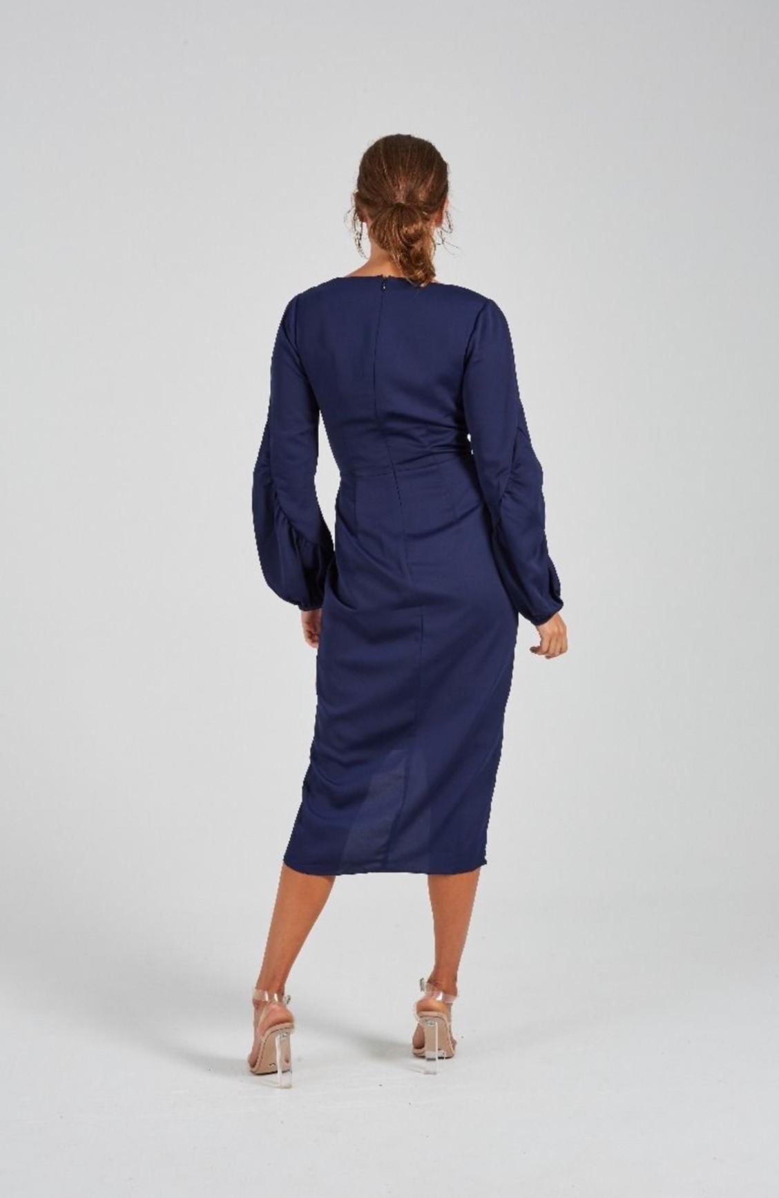 e2300d3dcee ... COOPER ST  Florence Long Sleeve Drape Dress  Size 16 ...