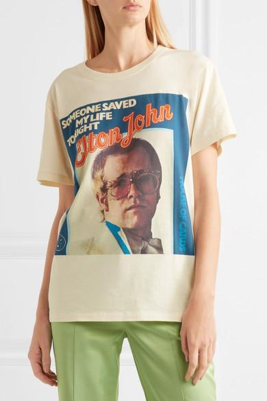 26cbec083 Gucci T-shirt - Elton John | The Volte