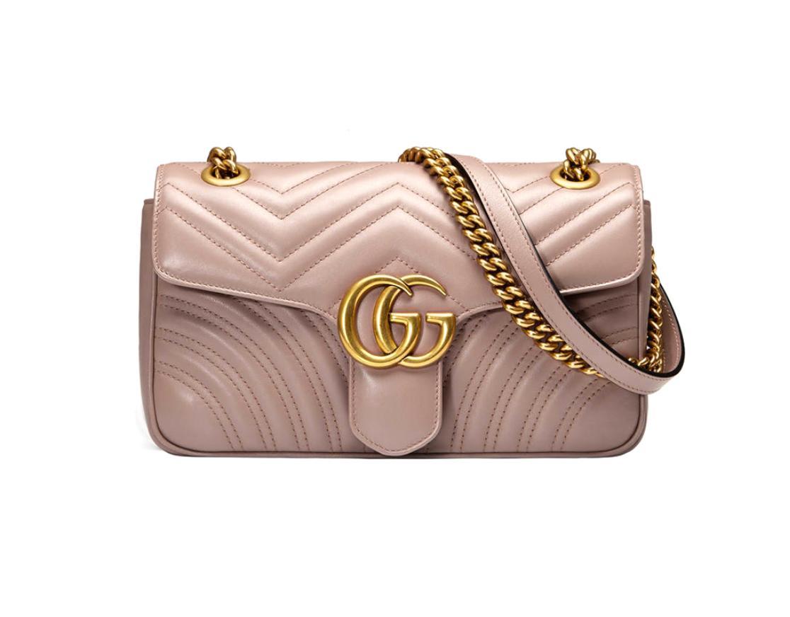 7e29e8a32 Gucci Marmont - Dusty Pink | The Volte