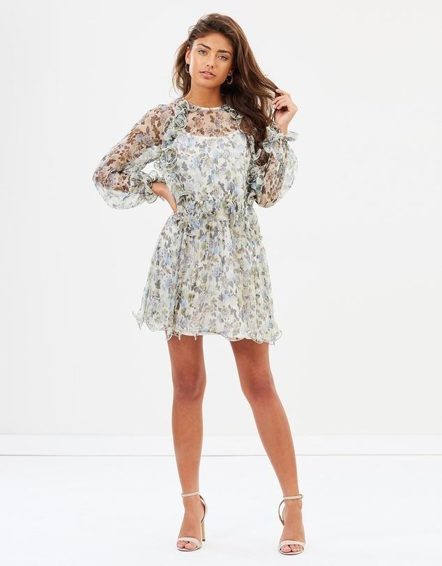 9be585cfbe028 Talulah Provocator LS Mini Dress size 14 | The Volte