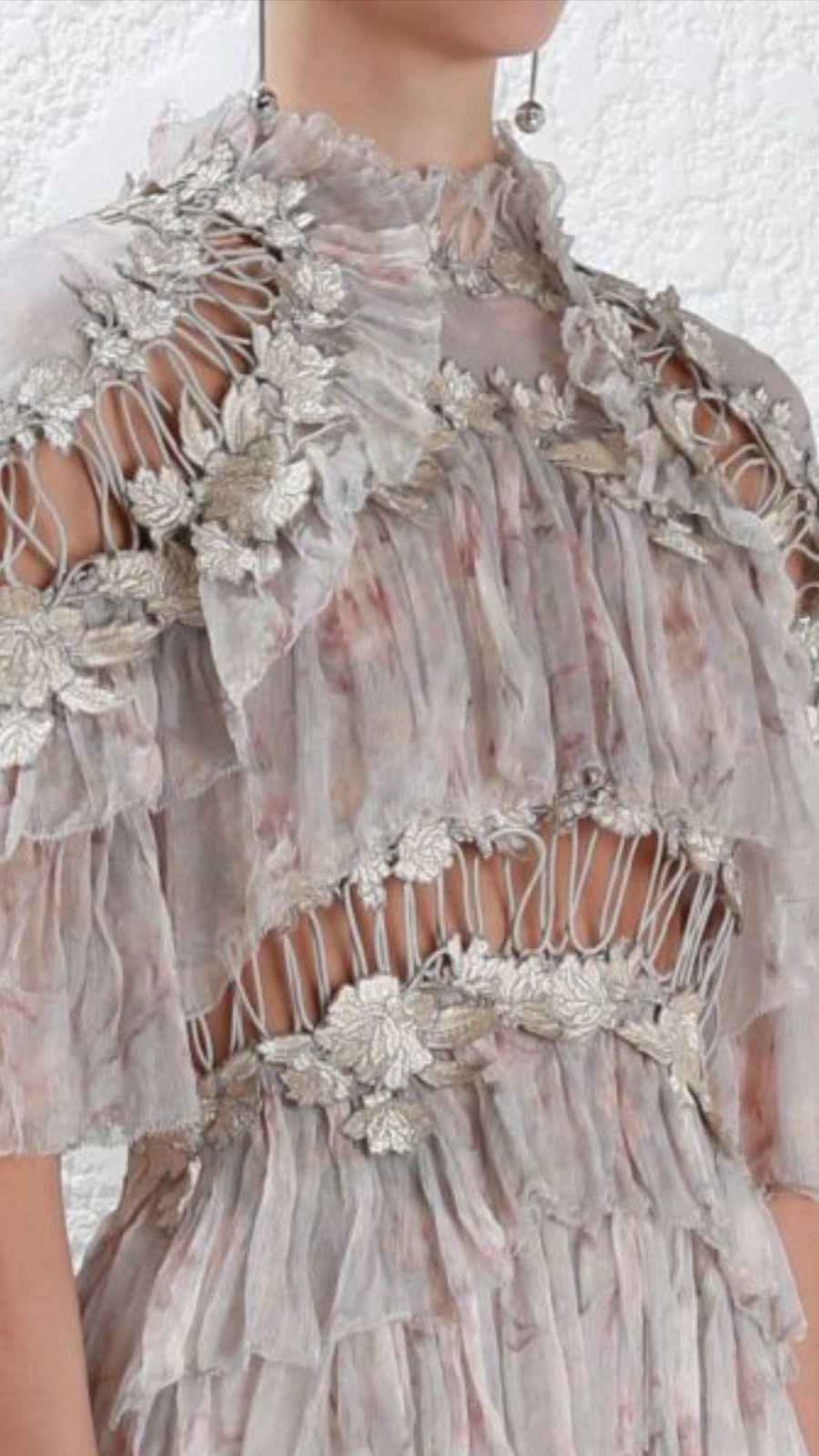 48afe1cadaf5 Zimmermann Stranded Tier Mini Dress size 6 | The Volte