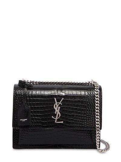 Ysl Sunset Bag Black The Volte