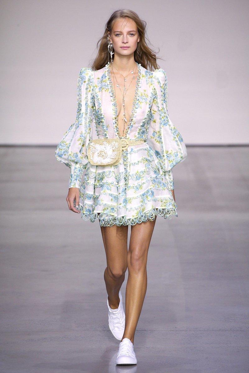 bdf11e211e22 Zimmermann Whitewave Honeymooners Mini Dress | The Volte