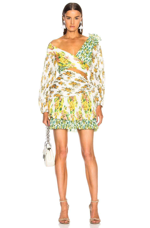 SALE HIRE NEW SEASON Zimmermann Golden Surfer Dress Size 6