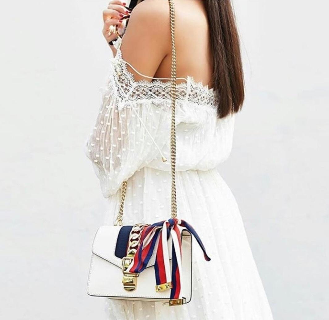4af8c38d5 Gucci Sylvie Leather Mini Chain Bag | The Volte