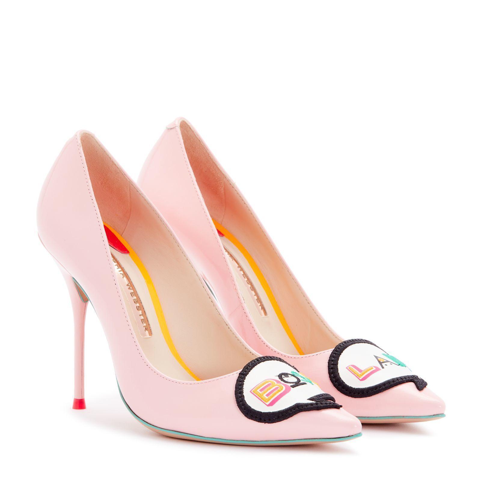 Sophia Webster Boss Lady Heels Size 40