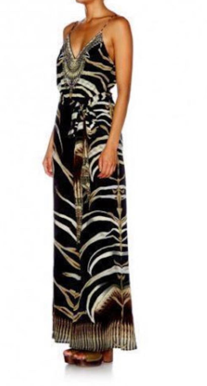 Camilla Zebra Crossing Jumpsuit Size 8 The Volte
