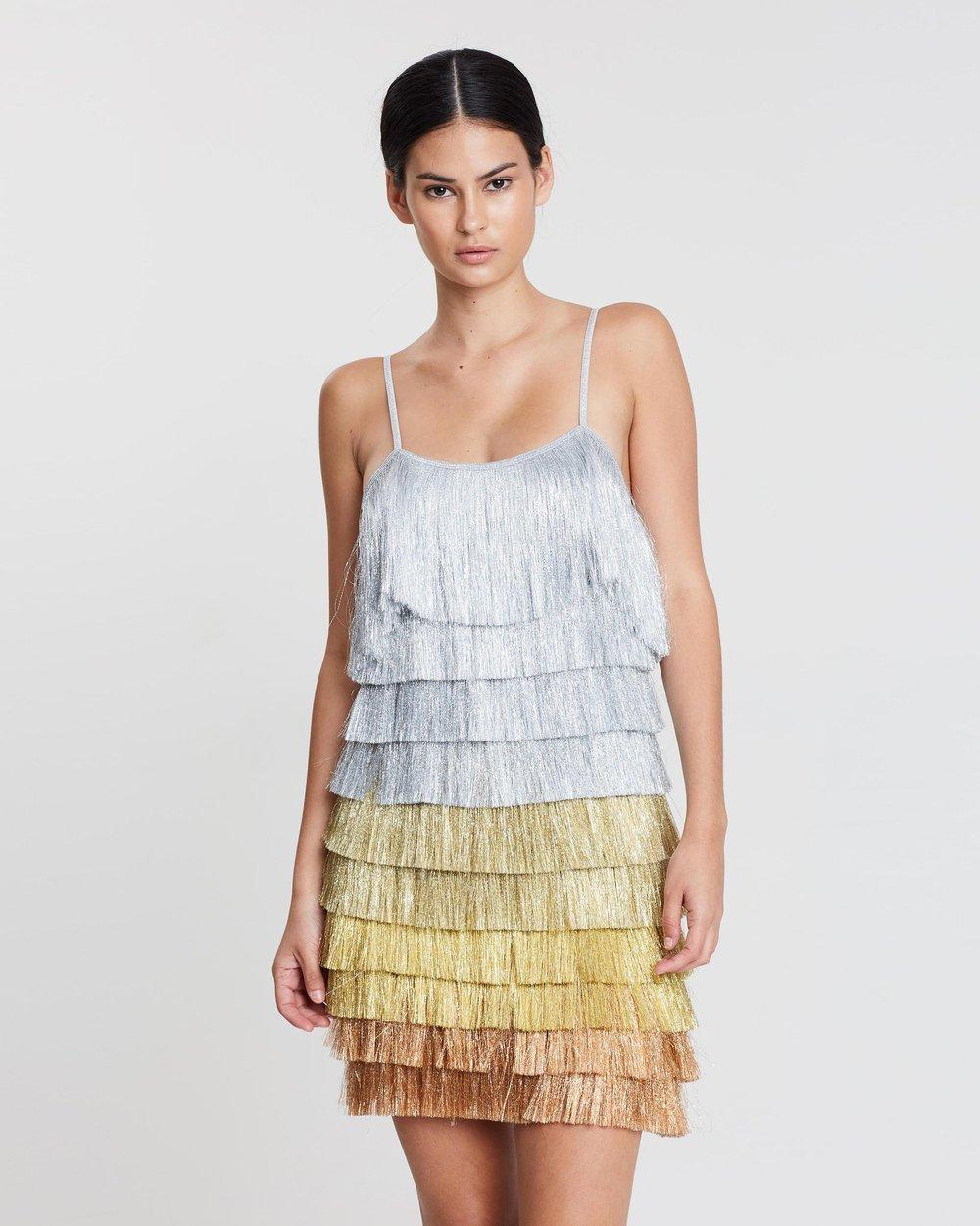Sass And Bide Before The Storm Dress Size 8 The Volte