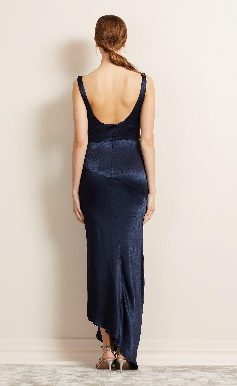 New Bec Amp Bridge Moon Dance Cowl Dress Size 6 The Volte
