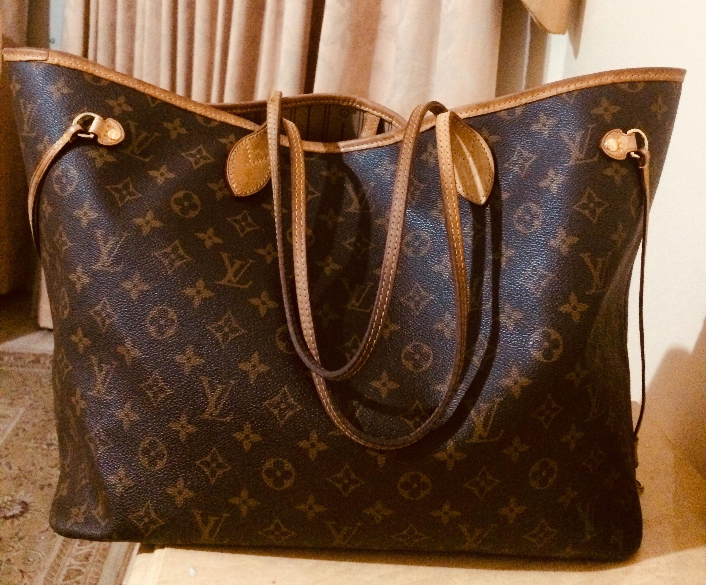 Louis Vuitton Neverfull Gm The Volte