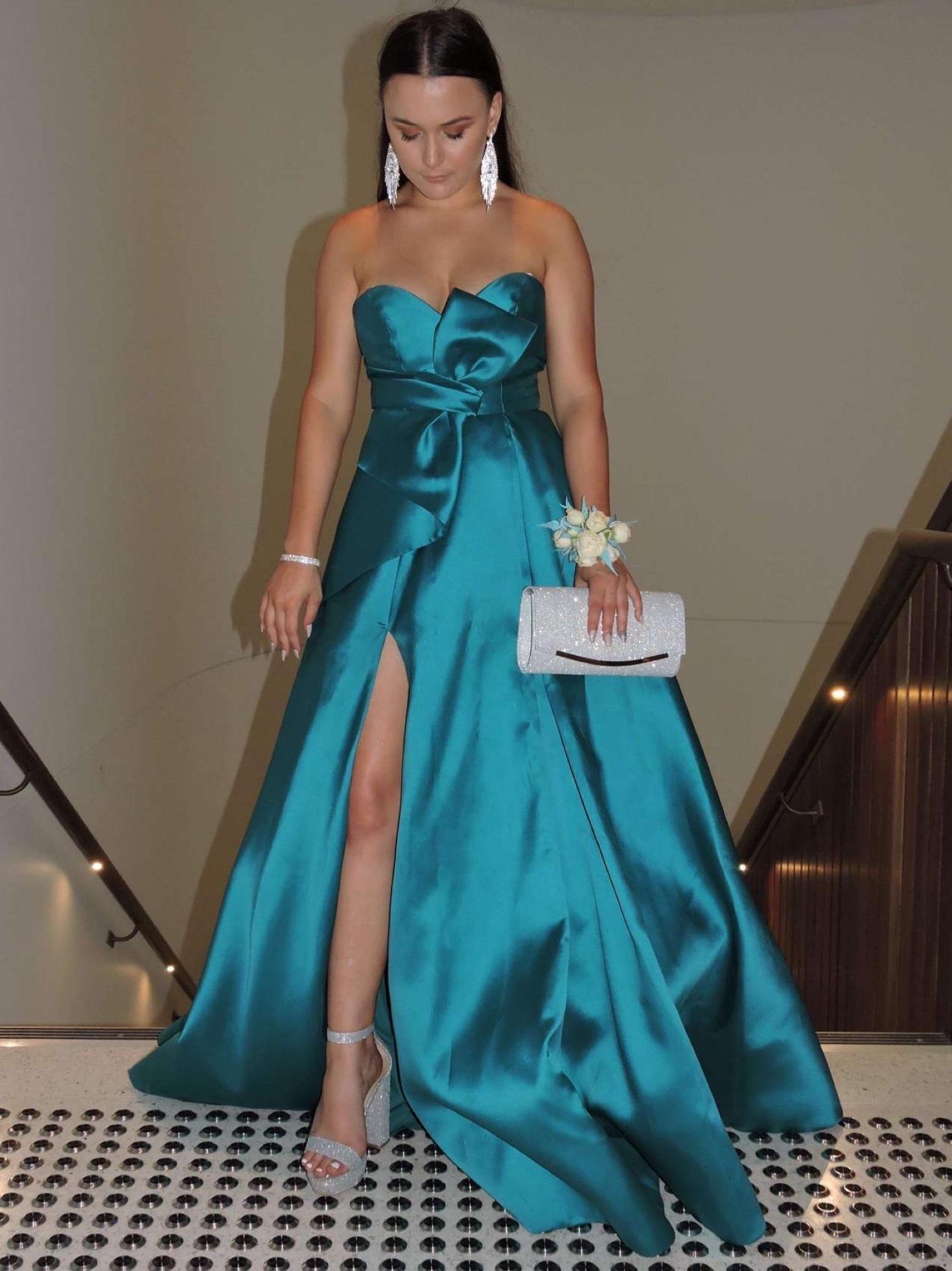 Elle Zeitoune Navy Blue Dolton Dress size 12 | The Volte