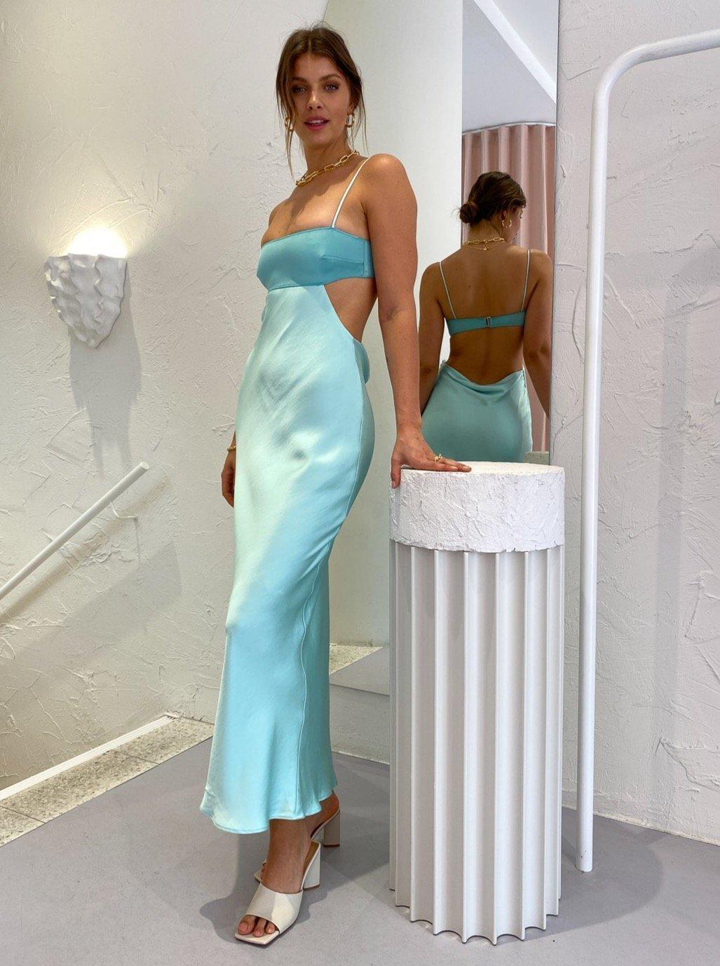 Acler Black/Nude Burton Lace Dress Size 12 | The Volte
