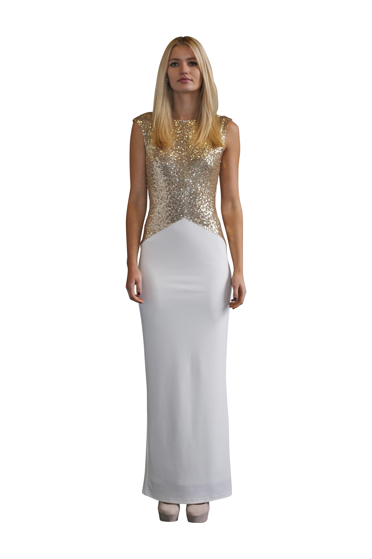 af1761f1 Gold Sequin Dress - ShopStyle Australia