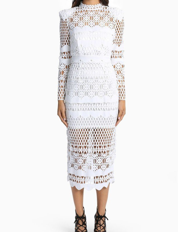 Asilio White Dress
