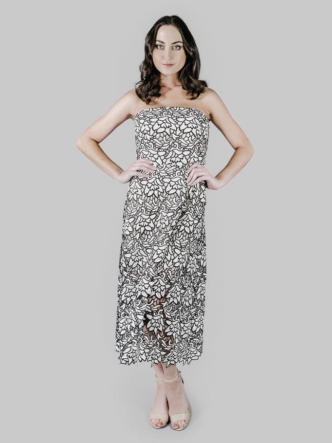 28d4965121 Keepsake True Love Strapless Dress size 12