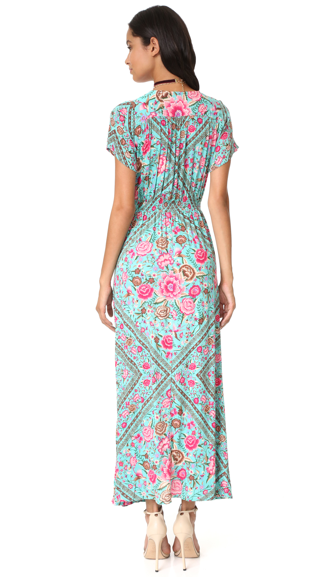Spell &The Gypsy Collective Babushka Gown | The Volte