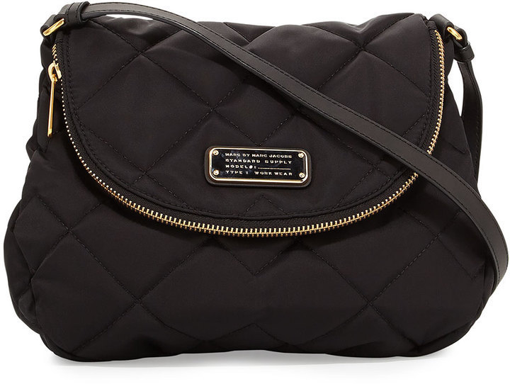 f48c7e913870 Marc by Marc Jacobs Crosby Quilted Nylon Natasha Crossbody bag