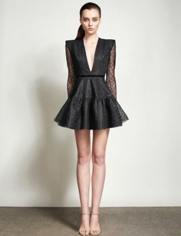 Alex Perry Diana Cocktail Dress