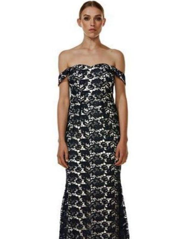 Langhem blake evening dress