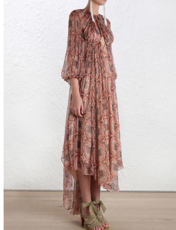 Zimmerman Arcadia Dress Fall Esplanade Collection