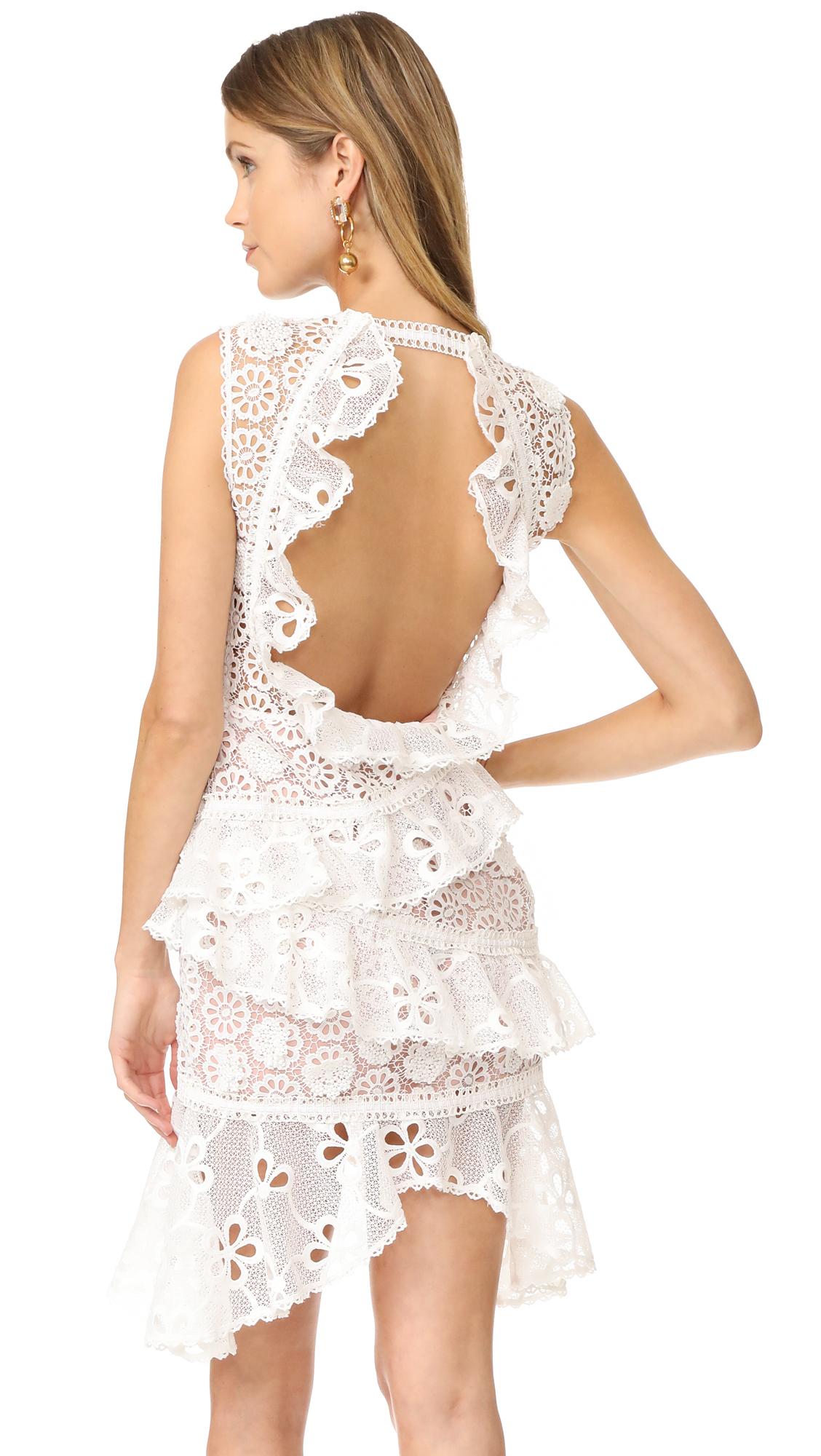 Alexis Lace Dresses