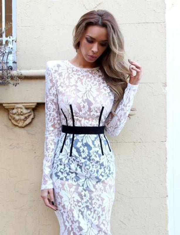 Bronx & Banco - Lace White