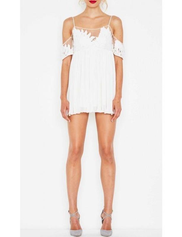 Alice McCall The Best You Never Had White Dress