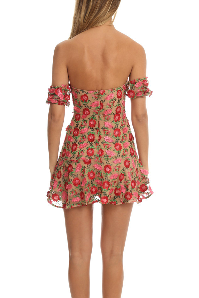 For love and lemons Amelia dress Brand new with tags Size